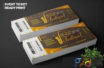 Music Event Ticket Pro 3JUHJBZ 7