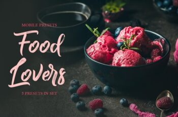 Food Lovers Mobile Presets 4235254 3