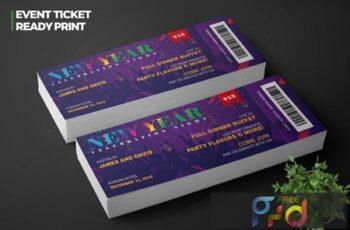 New Year Event Ticket Pro NYM5BNP 3