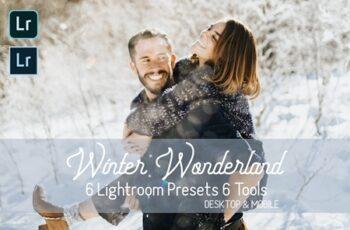 Winter Wonderland Lightroom Presets 4255296 3