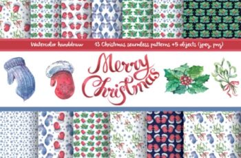 Christmas Patterns 781003 15