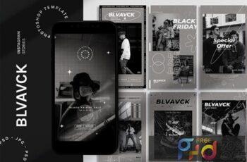 BLVAVCK - Instagram Stories Template 35KYAV2 2