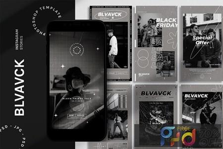 BLVAVCK - Instagram Stories Template 35KYAV2 1