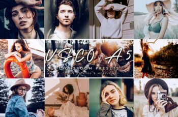 VSCO A5 Lightroom Presets Pack 4277694 5