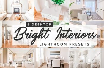 Bright interiors desktop presets 3750598 4
