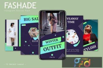 Fashade - Instagram Story Pack P75AV8H 3