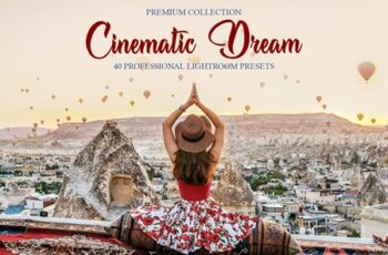 Cinematic Dream Presets 4287145 10