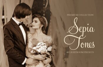 Sepia Tones Presets for Lightroom 4287055 2