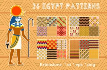 24 Egypt Patterns 2002947 4