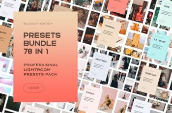 Presets Lightroom Bundle Mobile 4242208 12