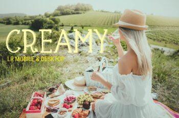 Creamy LR Mobile Desktop & ACR 4285005 4