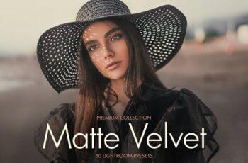 Matte Velvet Presets for Lightroom 4291100 2
