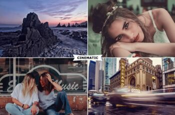 Cinematic Photoshop Actions 3333859 8