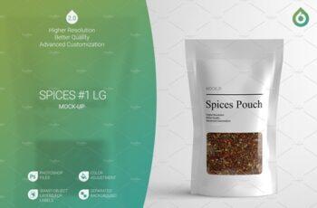 Spices LG Mock-Up #1 [V2.0] 4242530