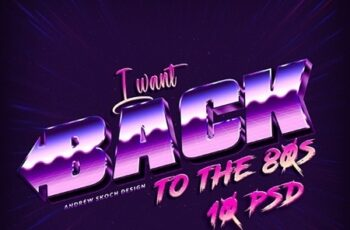 New 80s Text Effects 24925986 3