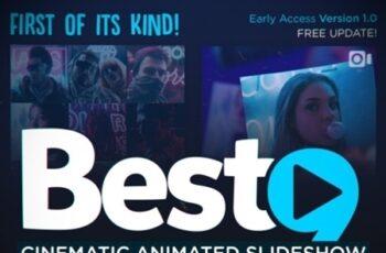 BEST9 Cinematic Photoshop Slideshow 25122037 2