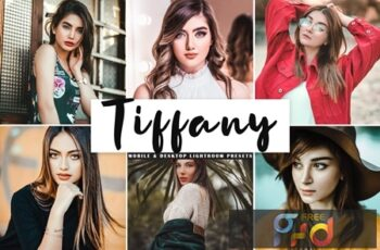 Tiffany Mobile & Desktop Lightroom Presets YYVJCTD 5