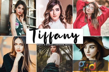 Tiffany Mobile & Desktop Lightroom Presets YYVJCTD 1