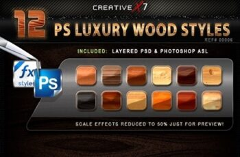12 Photoshop Luxury Wood Styles 24906988 7