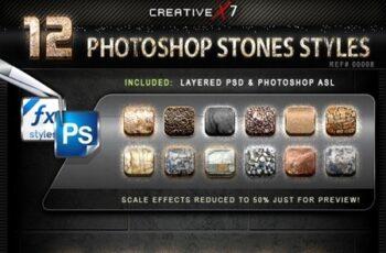 12 Photoshop Stones Styles 24923614 5