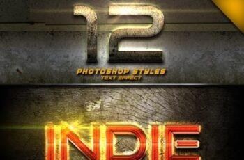12 Photoshop Text Effect Vol 1 22887481 6