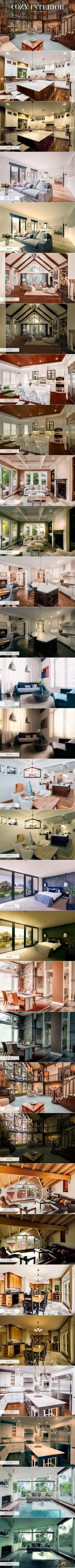Cozy Interior Presets for Lightroom 4294775 1