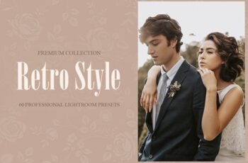 Retro Style Presets for Lightroom 4291595 6