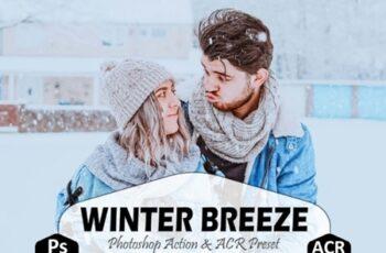 Winter Breeze Photoshop Actions 2138756 9