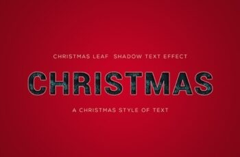 Christmas Text Effect 24923624 4