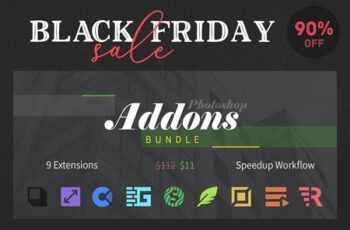Photoshop Add-Ons Bundle 4342434 4