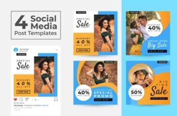 Social Media Post Template Vol 27 2013801 4
