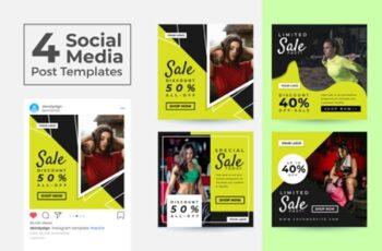 Social Media Post Template Vol 28 2013796 6
