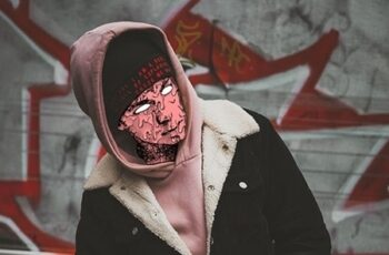 Zombie Grime Art Photoshop Action 24787182 12