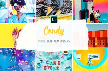 Mobile Lightroom Presets - Candy 4316521 6