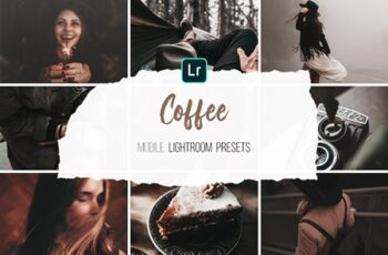 Mobile Lightroom Presets - Coffee 4316503 2