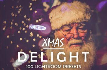 XmasDelight - 100 Lightroom Presets 4346734 4