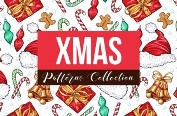 Big Xmas Patterns Collection 2011461 5