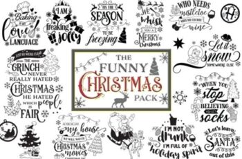 The Funny Christmas Pack 2010168 4