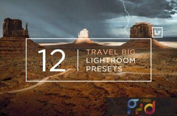 12 Travel BIG Lightroom Presets VHNF5AB 7