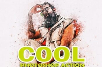 COOL GMaster Photoshop Action 25110700 5
