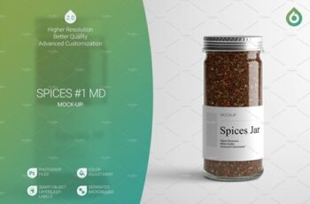 Spices MD Mock-Up #1 [V2.0] 4225770 4