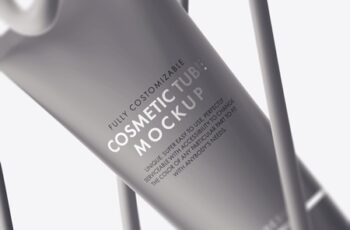 Cosmetic Tube Mockup 3749015 5