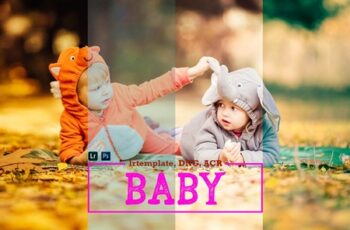 Baby LR Mobile and ACR Presets 4170153 9