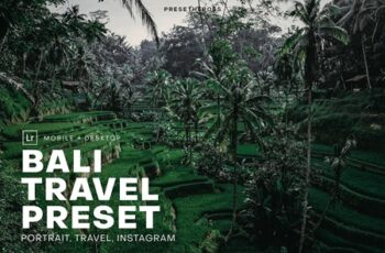 Bali Travel Lightroom Presets 4102816