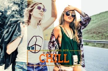 Chill LR Mobile and ACR Presets 4170388 4