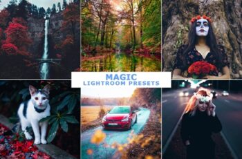 Magic Lightroom Presets 4264332 4