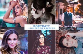 Portrait Lightroom Presets 4172649 8