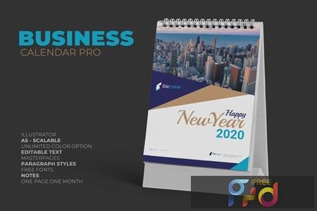 Clean Business Calendar Pro XG8QD2G 1
