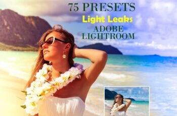 Light Leaks Adobe Lightroom Presets 4345150 4