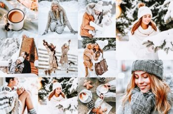 WINTER WONDERLAND LIGHTROOM PRESETS 4309502 5